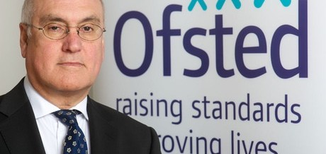 Sir Michael Wilshaw delivers Annual Report to Ofsted