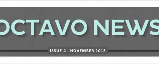 Octavo News – Edition 4