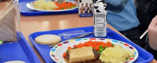 All in one solution for school dinners